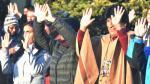 Bolivia recibe así el año nuevo aymara 5524 [FOTOS] - Noticias de evo morales