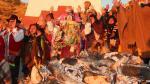 Así celebraron en Puno el Año Nuevo 5524 [FOTOS] - Noticias de quinua