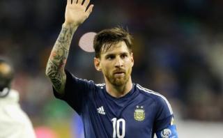 Lionel Messi: ¿Qué dijo luego de golear 4-0 a Estados Unidos?