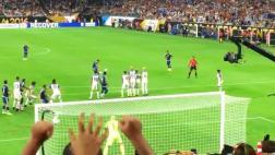 Lionel Messi: así se vio su golazo desde la tribuna [VIDEO]