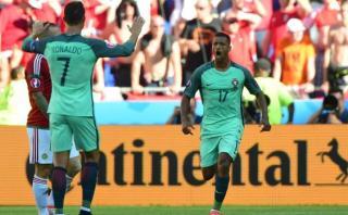 Cristiano Ronaldo apareció con pase gol para Nani [VIDEO]