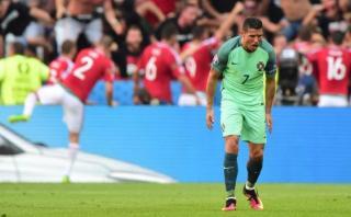 Eurocopa: Cristiano Ronaldo y su berrinche por 3-2 de Hungría