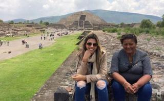 Doña Peta habla de su viaje a México con Alondra García Miró