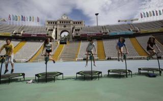 Open Camp: Conoce este parque temático dedicado al deporte