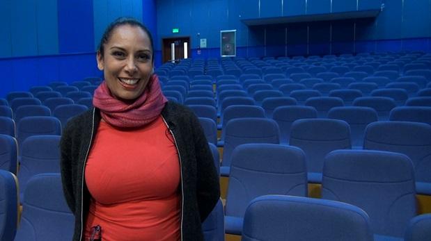 Cinco preguntas de teatro con María Angélica Vega