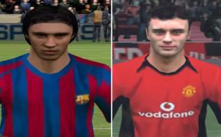 Increíble evolución de Cristiano Ronaldo y Lionel Messi en FIFA
