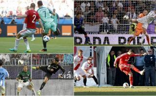 Cristiano Ronaldo y otros golazos de taco en su carrera [VIDEO]