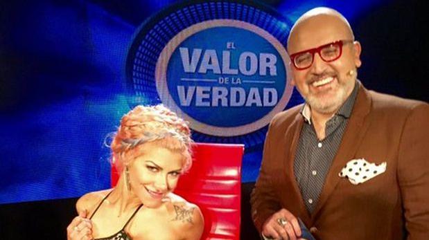 """""""El valor de la verdad"""": Xoana González en el sillón rojo"""
