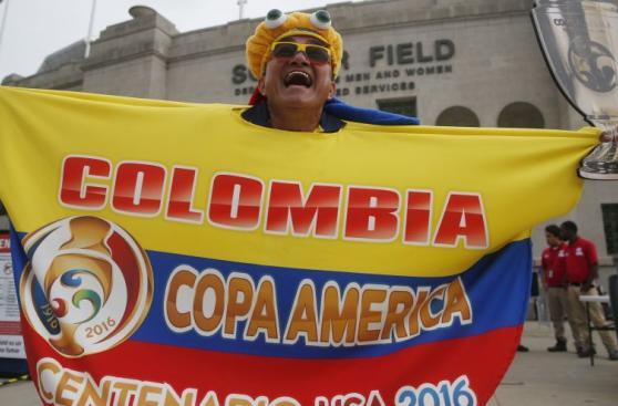 Colombia vs. Chile: así se vive la previa de las semifinales