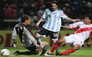 Lionel Messi: ¿Recuerdas el único gol que le anotó a Perú?