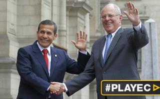 """PPK: Reunión con Ollanta Humala fue """"productiva y simpática"""""""
