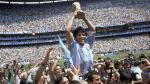 Maradona y la música que lo motivó a ganarle a Inglaterra - Noticias de billboard