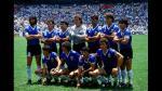 El once de Argentina que enfrentó a Inglaterra en México 86 - Noticias de carlos salvador bilardo