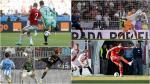 Cristiano Ronaldo y otros golazos de taco en su carrera [VIDEO] - Noticias de cristiano ronaldo