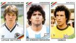 Facebook: FIFA recuerda a las figuras del Mundial México 86 - Noticias de Álbum panini