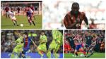 Otros goles 'maradonianos' en la historia del fútbol [VIDEOS] - Noticias de george weah