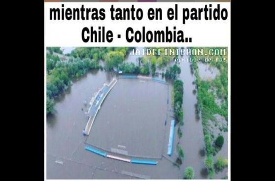 Copa América: Colombia vs. Chile y los memes de la semifinal
