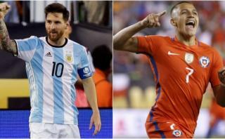 Argentina vs. Chile: día, hora y canal de final de Copa América