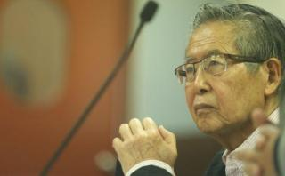 Alberto Fujimori volvió a Diroes después de 6 días en clínica