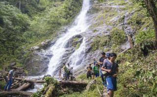 Conoce las siete cataratas más bellas del Perú