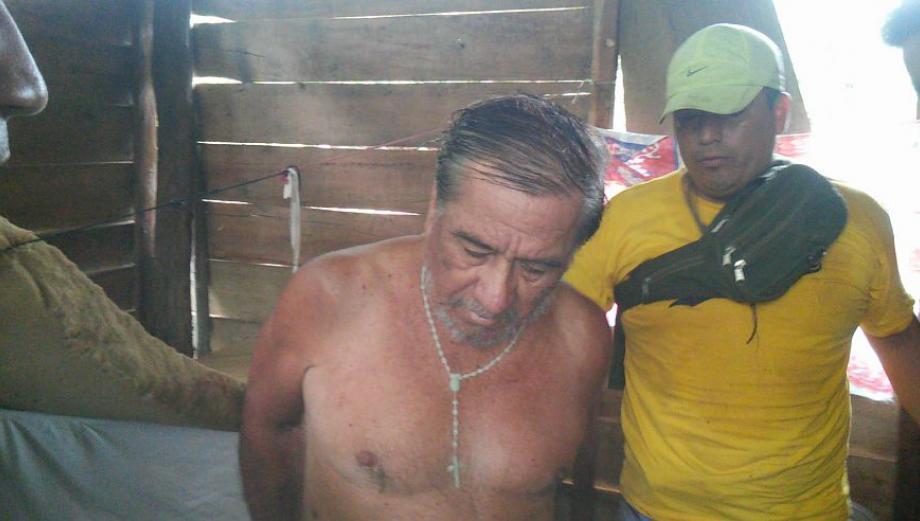 Así fue capturado el 'Monstruo de Cajabamba' en Loreto [FOTOS]