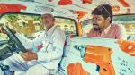 Cuando un taxi es convertido en una obra de arte pop - Noticias de bollywood