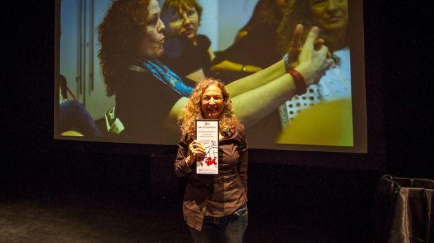 Documentalista peruana triunfa en festival Female Eye Film