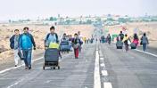 Tacna: comercio paralizado a 10 días de bloqueo de vía en Arica