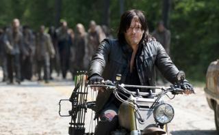 """""""The Walking Dead"""": Norman Reedus habla de la víctima de Negan"""
