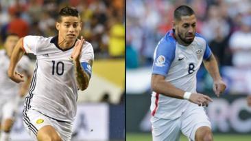 Colombia vs. Estados Unidos: en Copa América por tercer puesto
