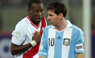 El día en que Lionel Messi fue anulado por el Perú de Markarián