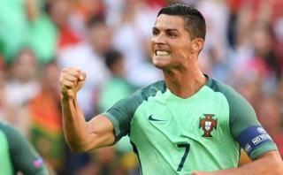"""Cristiano Ronaldo se confiesa: """"Quiero un título con Portugal"""""""