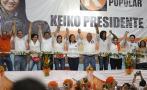 Datum: 58% no quiere que partido de Keiko presida el Congreso