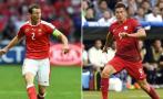 Suiza vs. Polonia: se miden por octavos de la Eurocopa 2016