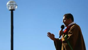 Escolares rindieron culto al Sol en huaca El Paraíso [FOTOS]