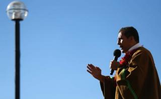 """Humala: """"Están persiguiendo judicialmente a Nadine Heredia"""""""