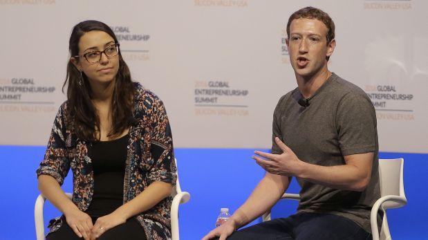 Mariana Costa: La peruana que habló con Zuckerberg y Obama
