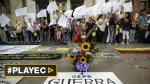 Así se celebró en Colombia el acuerdo logrado con las FARC - Noticias de ¡esto es guerra!