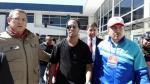 Ronaldinho llegó a Cusco en medio de gran expectativa [FOTOS] - Noticias de alejandro velasco astete
