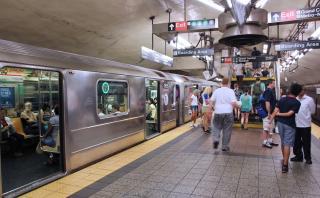 Así es la relación amor-odio entre los neoyorquinos y su metro