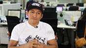"""Enrique Barzola: """"En UFC pelearé con quien me pongan al frente"""""""