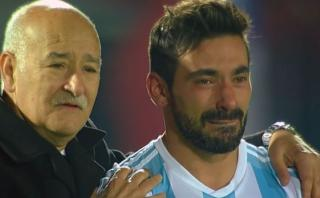 Argentina se prepara para la final con emotivo spot [VIDEO]