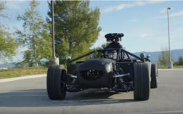 Este automóvil puede convertirse en cualquier modelo