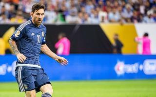 Lionel Messi eligió el mejor gol de carrera: entérate cuál es