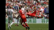 CUADRO X CUADRO: el acrobático gol de Shaqiri en la Euro