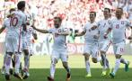 Polonia le ganó a Suiza por penales y pasó a cuartos de final