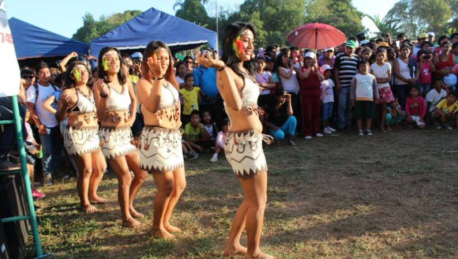 Fiesta de San Juan reunió 5 mil personas en Puerto Maldonado
