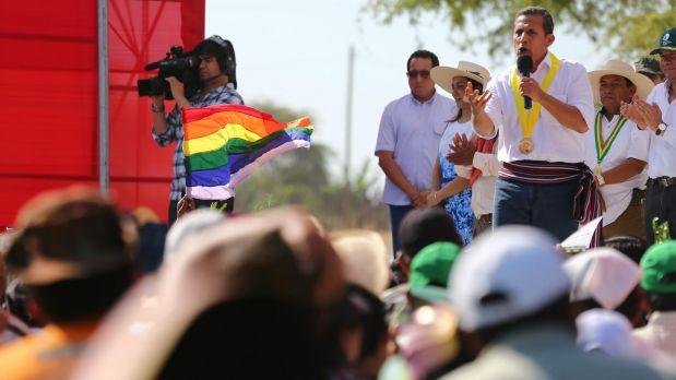 Humala: Nadine saldrá victoriosa de batallas en Poder Judicial