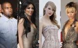 """Taylor Swift, Kim Kardashian y Rihanna, """"desnudas"""" en video"""