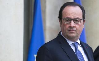 """Hollande: """"El Brexit es un interrogante para todo el mundo"""""""